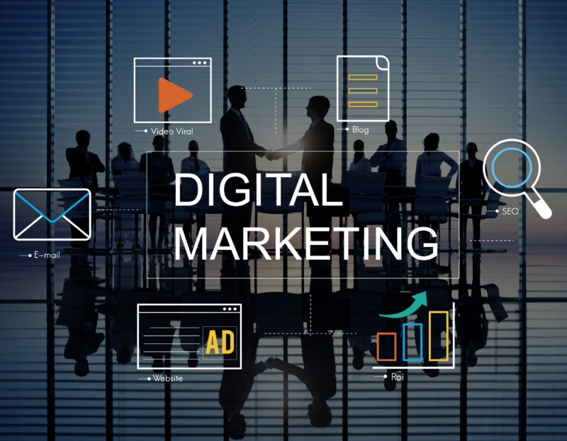digital marketing helps to grow your business